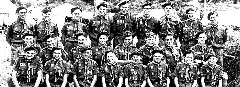 Carterton Scouts - Historical 960