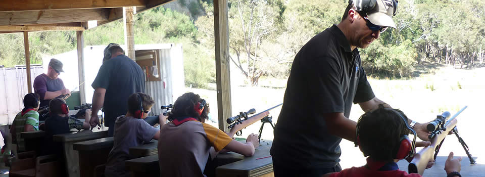 Carterton Scouts - Shooting Range