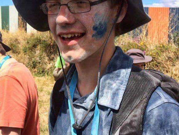 Jamboree 2016 Carterton Scouts Painted