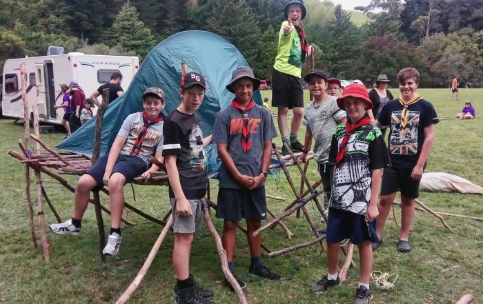 Carterton Scouts Family Camp March 2018 0