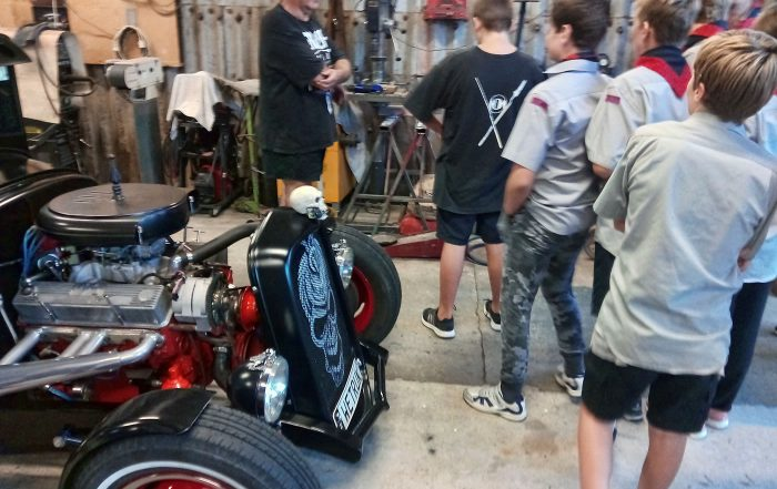 Carterton Scouts Hot Rods Mar 2018 1