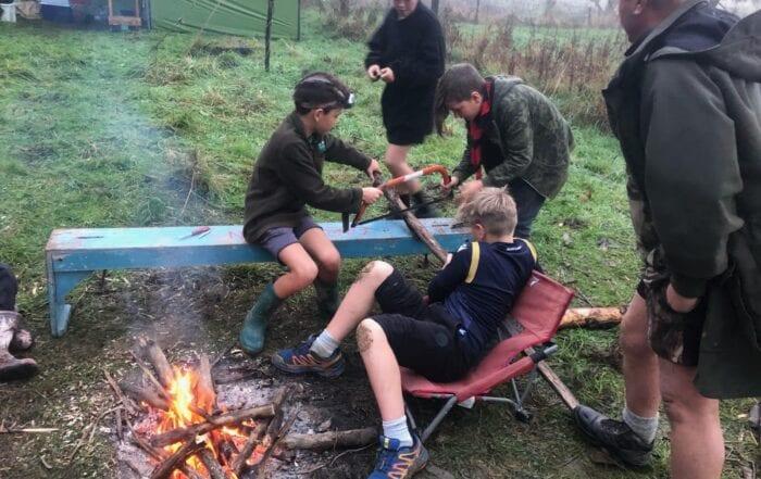 Carterton Scouts Camp 2021 2